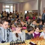 Кольцовцы почтили память основателя «Вектора» ежегодным шахматным мемориалом