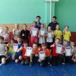 Младшеклассники Кольцово включились в Спартакиаду школьников