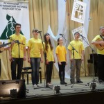 КСП «Свечи» из Кольцово отличился на межрегиональном фестивале
