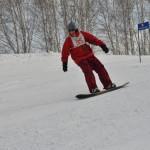 Кубок Кольцово по горным лыжам и сноуборду  разыграли 8 марта
