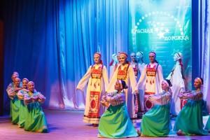 """""""Девчата"""" на фестивале """"Красная дорожка""""."""