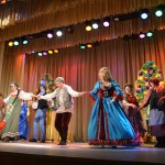 В Кольцово еще раз покажут «Женитьбу Бальзаминова»