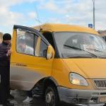 В Кольцово ухудшилась ситуация с общественным транспортом