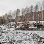 В кольцовском парке продолжается очистка второго озера