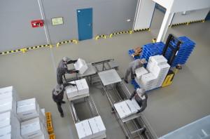 Кипит работа в центре электронно-лучевой обработки кольцовского биотехнопарка.