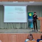 В Кольцово начала работу школьная конференция