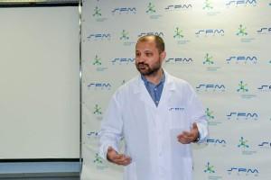 """Андрей Бекарев рассказывает о достижениях компании """"СФМ-Фарм""""."""