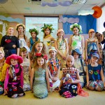 В Кольцово завершился конкурс юных модельеров «Свой стиль»