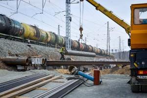 Для строительства тоннеля используются самые современные методы проходки.