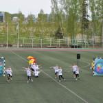 В Кольцово проходит финал областного этапа «Президентских спортивных игр»