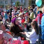 В День Победы школьники Кольцово вновь пройдут с портретами дедов-солдат ВОВ
