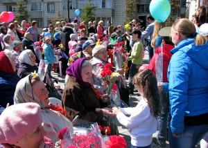 9 мая 2013 года в Кольцово.
