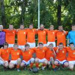 Кольцовские футболисты завоевали серебро Летних сельских спортивных игр НСО
