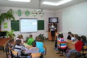 Участниками игры-викторины стали ученики 3-4 классов.