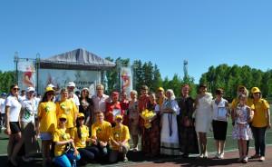 Команда Кольцово -- серебряный призер IV Культурной олимпиады НСО.