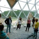 Представители европейских университетов посетили Кольцово