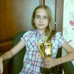 Кольцовская шахматистка взяла бронзу на этапе детского Кубка России