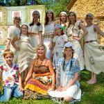 Кольцовские квилтеры выступили «У моря Обского»