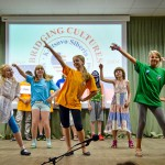 В Кольцово открылась XII Мини-американская школа