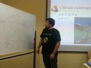 Александр Дубынин рассказывает о взаимодействии сторон в рамках экологической тематики.