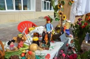 На Празднике урожая в Кольцово.