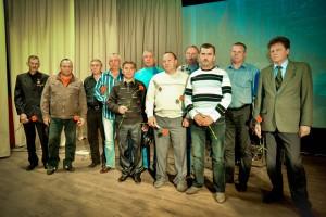 Кольцовские воины-интернационалисты.