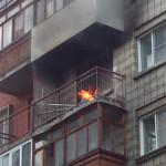 В прошлом году в Кольцово произошло 29 пожаров