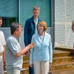 Кольцово посетила врио министра экономразвития Ольга Молчанова