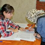 Кольцовцы собирают подписи под наказами кандидатам в депутаты