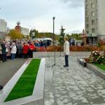 Открыт памятник академику Сандахчиеву