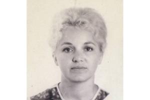 Агнесса Алексеевна Царева (1938—1994).