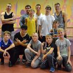 Московский хореограф преподал мастер-класс по хип-хопу кольцовским танцорам