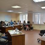 В Кольцово прошел первый форум юных исследователей