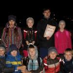 Лицеисты из Кольцово завоевали первое место на «Шиповке юных-2014»