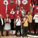 Кольцовец одержал победу на первенстве Европы по тайскому боксу