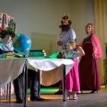В Кольцово прошел Первый фестиваль семейных театров