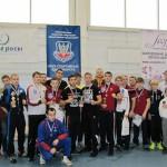 Кольцовские тайбоксеры собрали полный комплект наград на Кубке Новосибирска