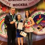 Победителями «Зеленой кареты-2014» стали барды из Кольцово