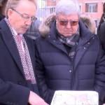 Видео.  Визит полпреда Николая Рогожкина в Кольцово