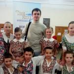 Кольцовцы стали победителями конкурса «Славься, Отечество!»