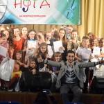 В Кольцово завершился конкурс «Нота»