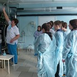 В Кольцово прошла областная конференция-практикум «Экспериментальная биология»