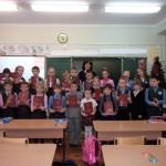 Кольцовские школьники ответили на вопросы праздничной викторины