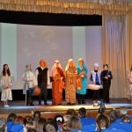 В Кольцово показали рождественский концерт