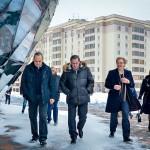 Владимир Городецкий посетил с рабочим визитом кольцовский биотехнопарк