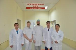 Кольцовские хирурги.