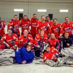 Хоккеисты из Кольцово вышли в финал XXI зимних сельских спортивных игр НСО