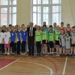 В Кольцово стартовали «Президентские спортивные игры»