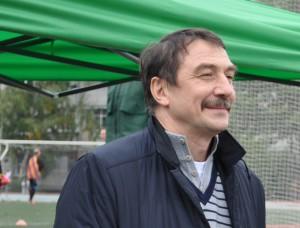 Министр культуры Новосибирской области Василий Кузин -- куратор Кольцово и частый гость.