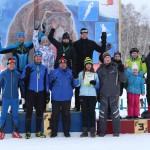 Кольцовцы стали третьими на XXI зимних сельских спортивных играх НСО